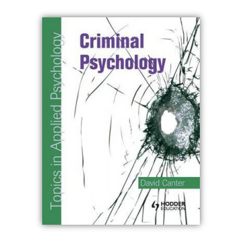 Second Edition of Book: Criminal Psychology